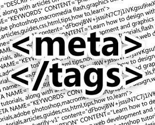 meta-tag-blogspot