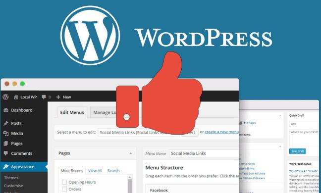 Vì sao wordpress lại được nhiều đơn vị tin tưởng sử dụng đến vậy?