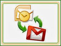 Cách di chuyển hay đồng bộ danh bạ từ Gmail sang Outlook 2010