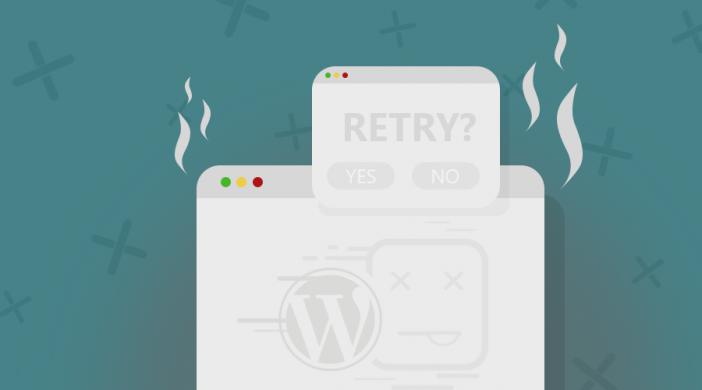 Cách xử lý khi trang WordPress báo lỗi trang trắng, không hiển thị lỗi