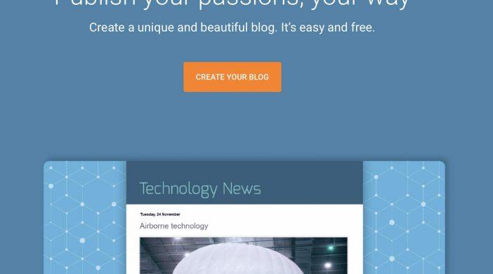 Bạn có biết -Những giới hạn trong Blogspot thua Wordpress