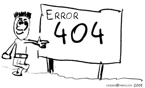 Khắc Phục Lỗi 404 Và Chỉnh Sửa Các Liên Kết Gãy