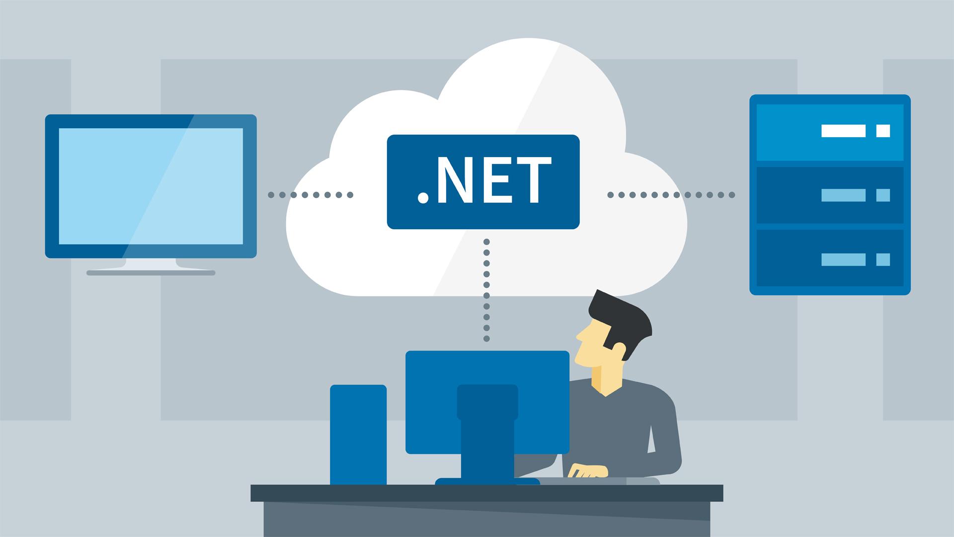 Chấm net (.net)