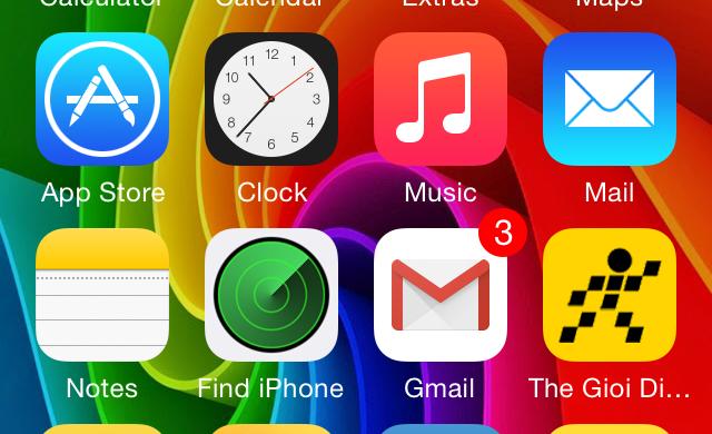 Hướng dẫn thiết lập Email Hosting trên iPhoneiPad