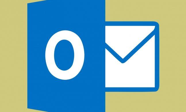 Một số lỗi mail outlook không gửi được?