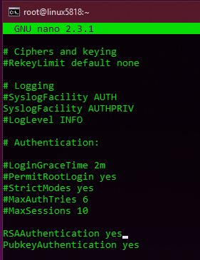 Hướng dẫn enable cho phép tài khoản root truy cập SSH bằng mật khẩu