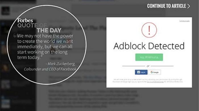 Cách phát hiện người dùng AdBlock trong WordPress