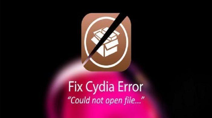 Cách khắc phục lỗi vào Cydia bị văng ra?