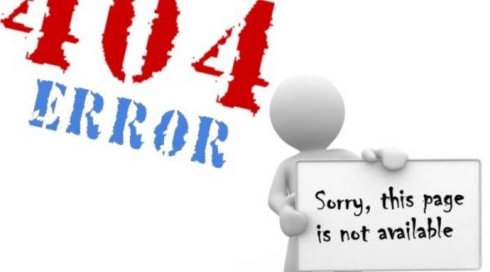 Cách theo dõi các trang 404 và chuyển hướng chúng trong WordPress