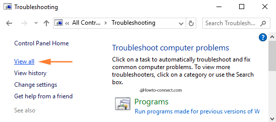 9003_Troubleshooting_View_all_link