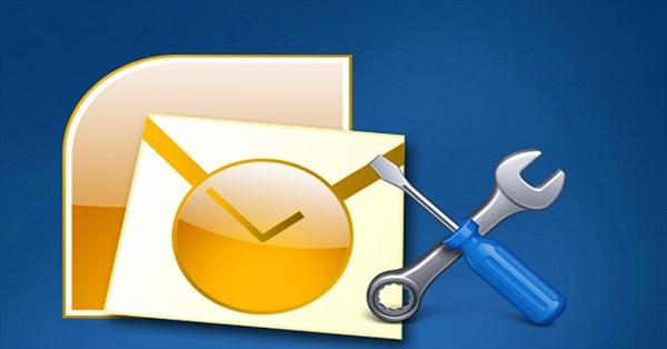 Cách giải quyết lỗi Outlook 0x80040600