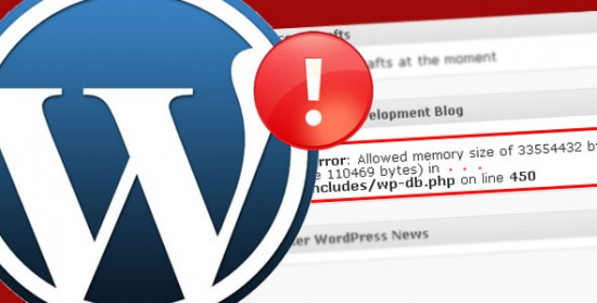 Các vấn đề về Memory trên Wordpress và cách Fix?