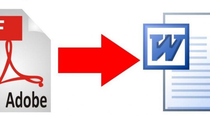 Cách sửa lỗi xuống dòng khi copy từ pdf sang word