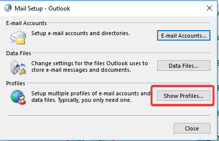 outlook-show-profiles